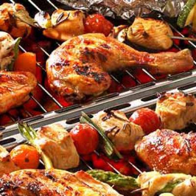 Barbecue bbq grillades recettes marmiton