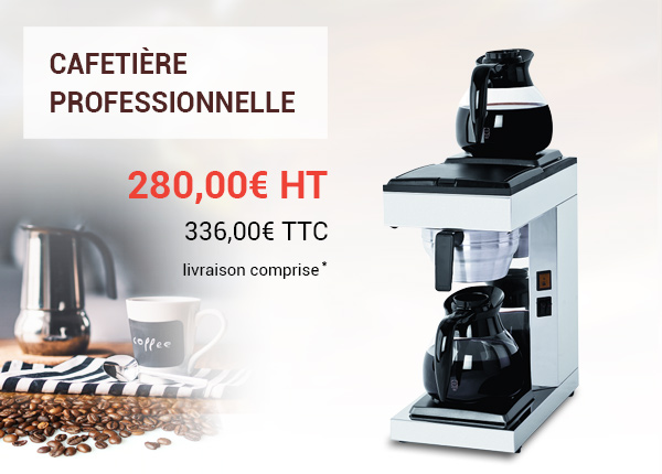 Cafetiere pro aroma