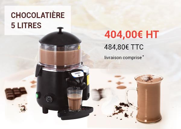 Chocolatiere 5 litres